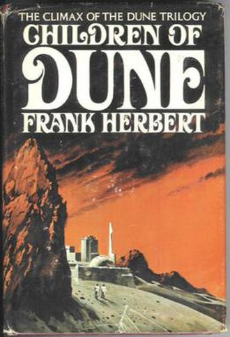 Children of Dune - US first edition cover