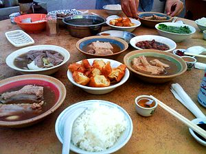 Customs and etiquette in Chinese dining - Chinese table