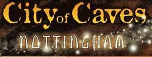 City of Caves - Image: City of Caves logo