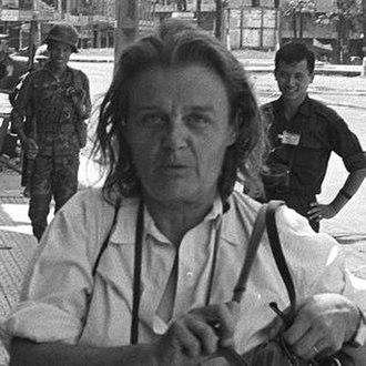 Clare Hollingworth - Hollingworth in Saigon, 1968