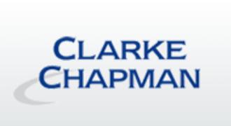 Clarke Chapman - Image: Clarkechapmanlogo