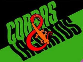 Cobras & Lagartos - Image: Cobras & Lagartos intertitle