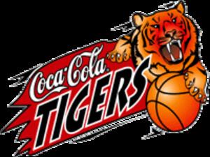 Powerade Tigers - Image: Coca Cola Tigers