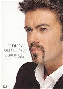 DVD-sinjorinoj kaj Ĝentiluloj La Plejbonaĵo de Georgo Michael.jpg