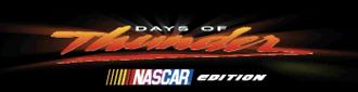 Days of Thunder (2011 video game) - NASCAR Edition logo