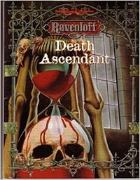 Cover of Death Ascendant