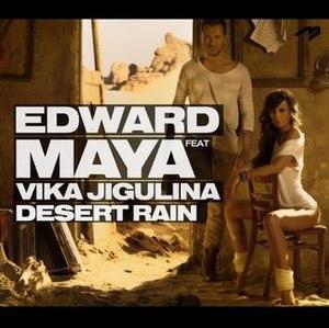 Desert Rain (song) - Image: Desert Rain