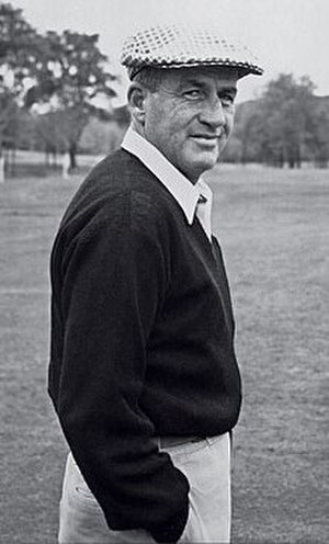 Dick Wilson (golf course architect) - Image: Dick Wilson, golf course architect