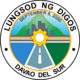 Official seal of Digos