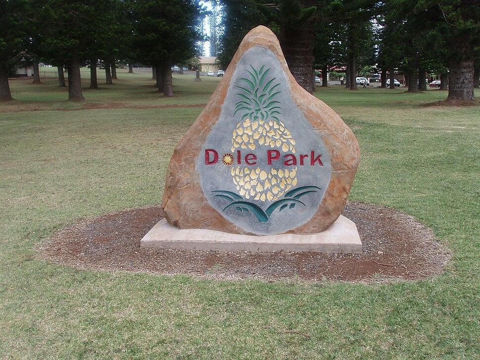 Dole Park