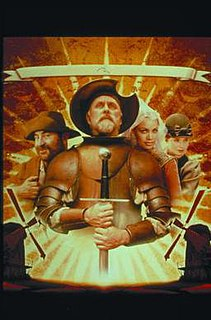 <i>Don Quixote</i> (2000 film) 2000 television film directed by Peter Yates