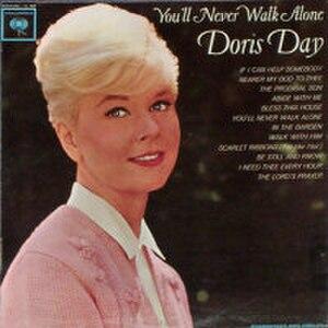 You'll Never Walk Alone (Doris Day album) - Image: Dorisdaywalkalone
