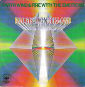 Boogie Wonderland - Image: Earth Wind And Fire With The Emotion Boogie Wonderland 7Inch Single Cover