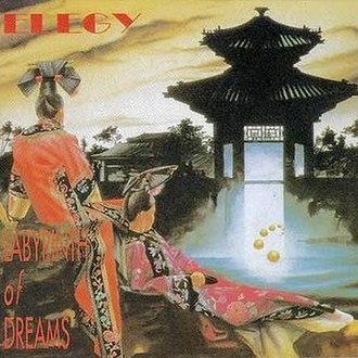 Labyrinth of Dreams (album) - Image: Elegy Labyrinth Of Dreams