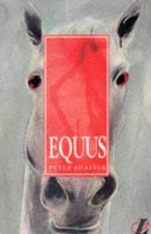 Equus (play) - Image: Equusplaybookcover 2