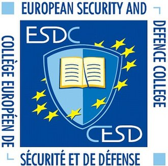 European Security and Defence College - Image: European Security and Defence College logo