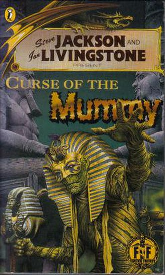 Curse of the Mummy - Image: FF59 Curse of the Mummy