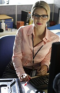 Felicity Smoak (Arrowverse) fictional character from the TV series Arrow