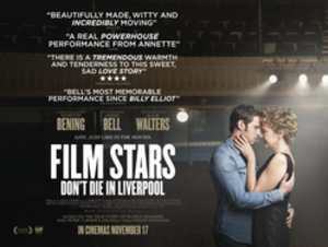 Film Stars Don't Die in Liverpool - Image: Film Stars Don't Die in Liverpool