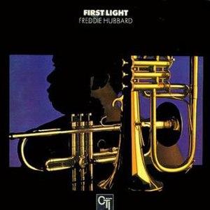First Light (Freddie Hubbard album) - Image: First Light (Freddie Hubbard album)