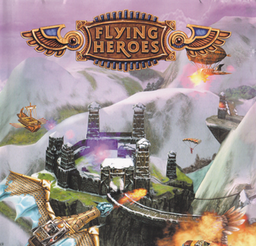 Flying Heroes (2000) front cover.png