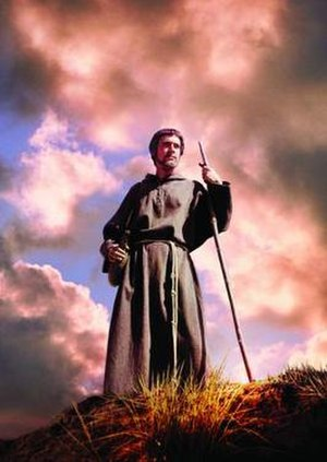 Francis of Assisi (film) - Image: Francis of Assisi Film Poster