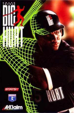 Frank Thomas Big Hurt Baseball - Frank Thomas' Big Hurt Baseball