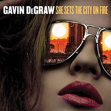 Image result for city on fire gavin degraw