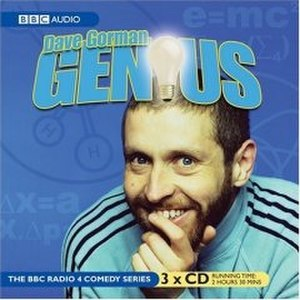 Genius (radio series) - The cover of Genius Series 1