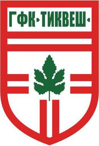 GFK Tikvesh - Logo