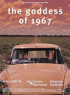 <i>The Goddess of 1967</i> 2000 film by Clara Law