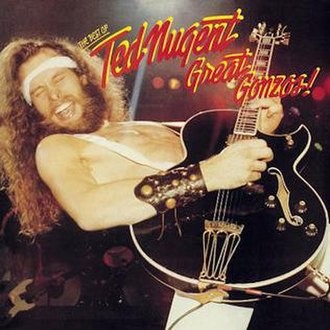 Great Gonzos!: The Best of Ted Nugent - Image: Great Gonzo JPEG