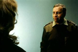 Love Stories - Colonel Matałowski sees his old love, Tamara, for the first time in a long time.