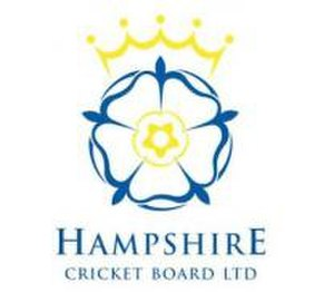 Hampshire Cricket Board - Image: Hampshire Cricket Board (logo)