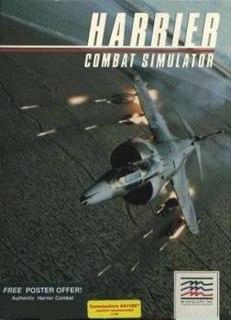 <i>Harrier Combat Simulator</i>