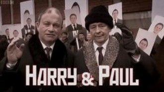 Harry & Paul - Image: Harry & Paul