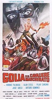 <i>Hercules and the Masked Rider</i> 1963 film