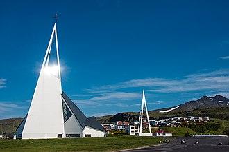 Ólafsvík - Ólafsvík Church