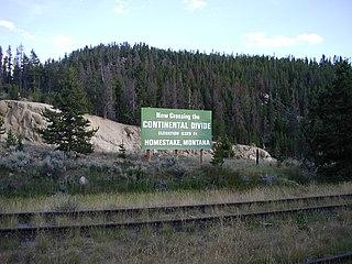 Homestake Pass