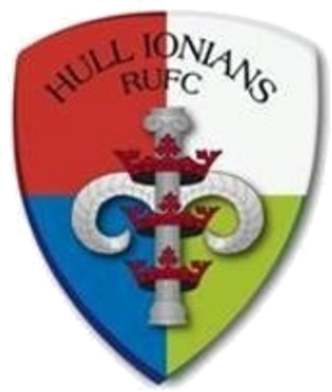 Hull Ionians - Image: Hull ionians logo