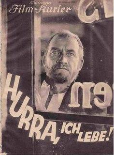 <i>Hurrah! I Live!</i> 1928 film