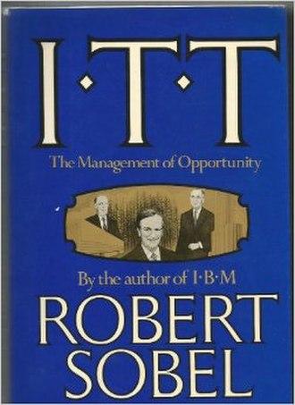 ITT: The Management of Opportunity - Image: ITT the management of opportunity bookcover