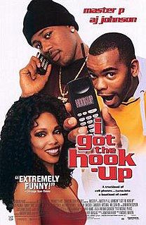 <i>I Got the Hook-Up</i> 1998 film directed by Michael Martin