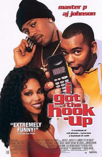 I Got the Hook-Up - Image: Igotthehookup 01