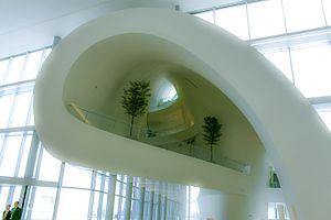 Heydar Aliyev Center - Interior