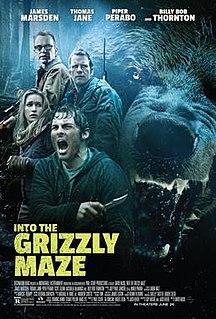 <i>Into the Grizzly Maze</i>