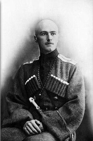 John D. Graham - Image: Ivan Gratianovitch Dombrowsky