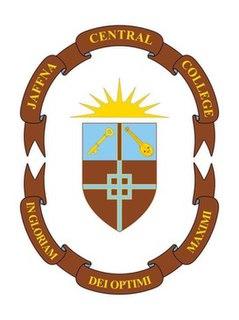 Jaffna Central College Public national school in Jaffna, Jaffna District, Northern Province, Sri Lanka