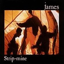 James mine strip