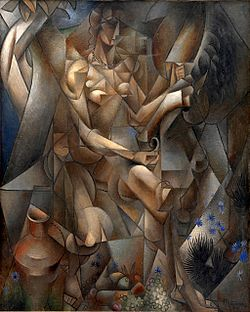 meaning of cubism